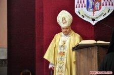 Житомирська міськрада нагородила католицького єпископа за заслуги перед містом