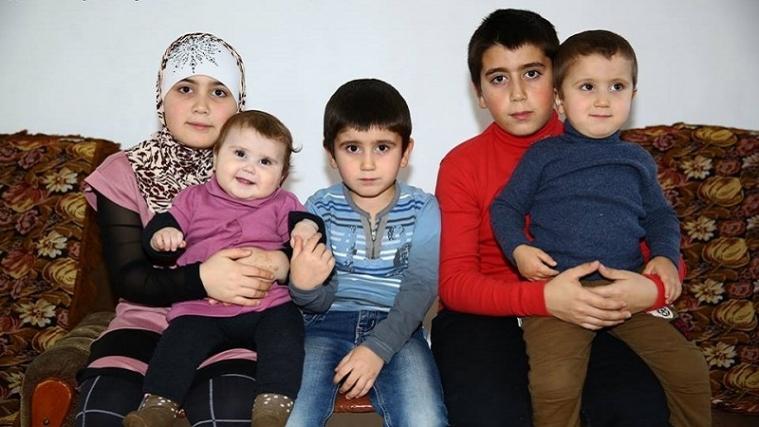 Под опекой «Бизим балалар» уже 100 детей крымских политзаключенных