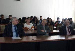 Армяне провели конференцию, посвященную 1030-летию крещения Киевской Руси
