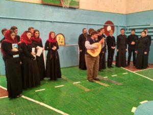 Місіонери УПЦ проводять у селах духовні концерти