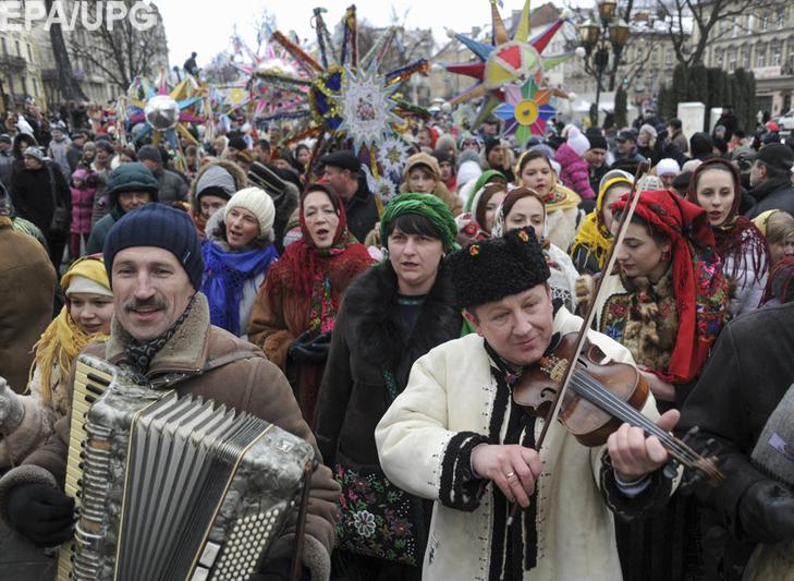 Україна святкуватиме Різдво двічі — 25 грудня і 7 січня