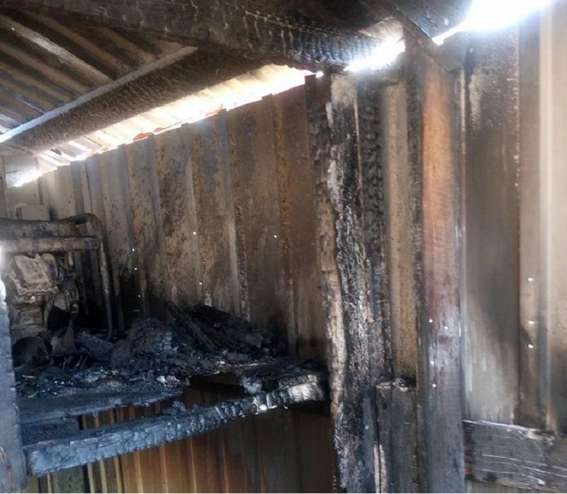 Біля церкви УПЦ в Києві сталася пожежа — священик підозрює умисний підпал