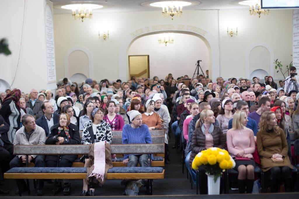 Харьковские баптисты отпраздновали 125-летие своей церкви