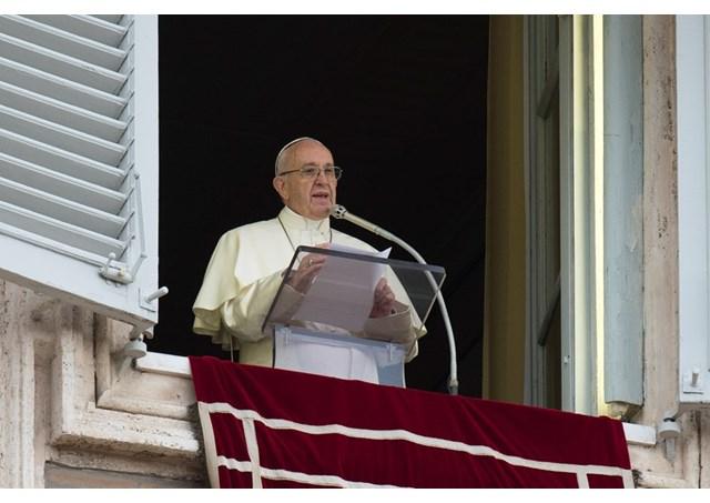 Папа Римський згадав трагедію Голодомору і побажав Україні зцілення ран минулого та сьогодення