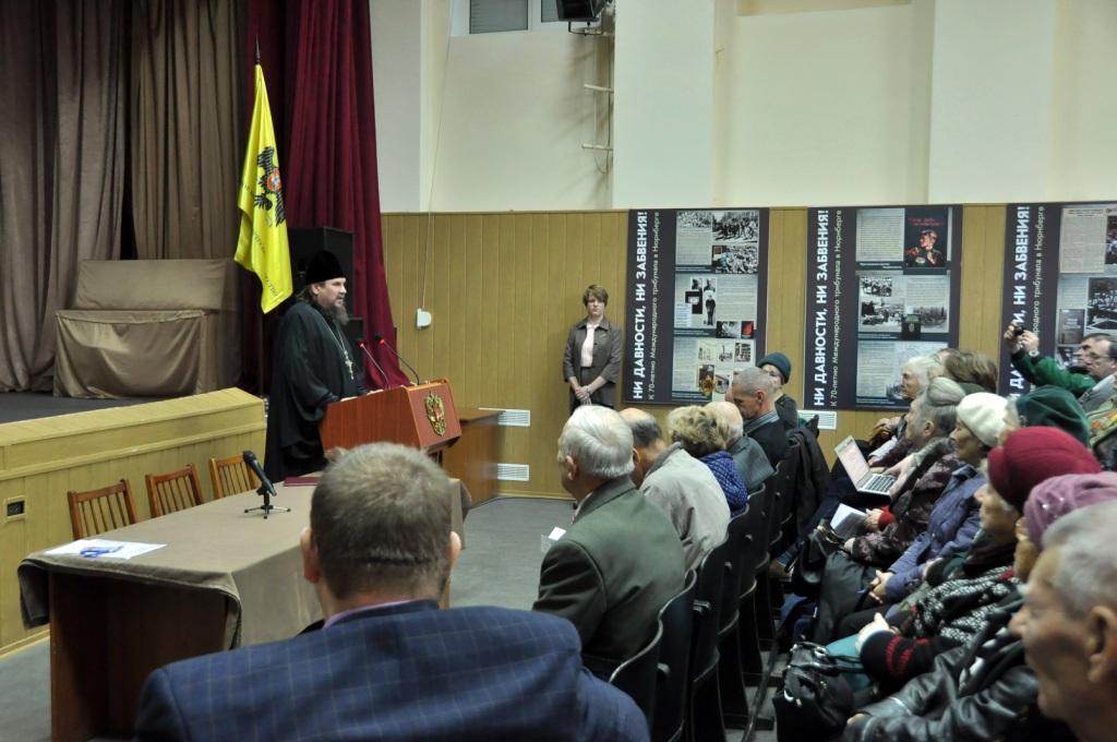 Главный священник УПЦ в оккупированном Севастополе: «Наш народ русский всегда был миролюбивым и... никогда не был народом-захватчиком»