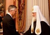 """Глава РПЦ — послу США: """"Запад отказывается от Бога. А Россия от Бога не отказывается"""""""