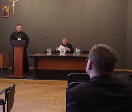 Священик УПЦ КП розповів на католицькій конференції про положення православ