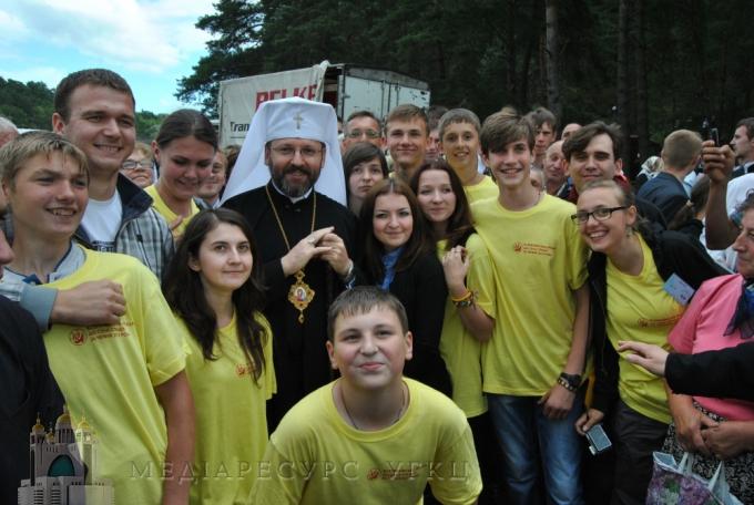Глава УГКЦ зустрінеться зі студентами з нагоди 30-ї річниці проголошення Декларації польсько-українського прощення та примирення