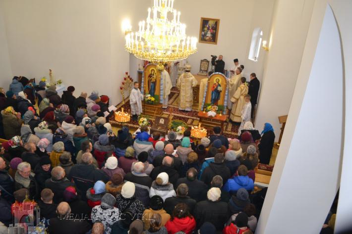 За допомогою місіонерів на Херсонщині урочисто відкрили новий храм УГКЦ