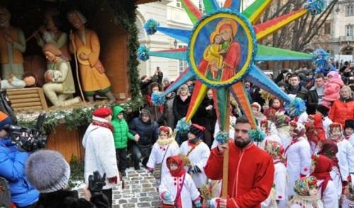 Україна святкує Різдво