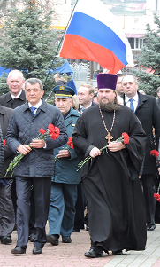 УПЦ отпраздновала «день воссоединения Крыма с Россией»