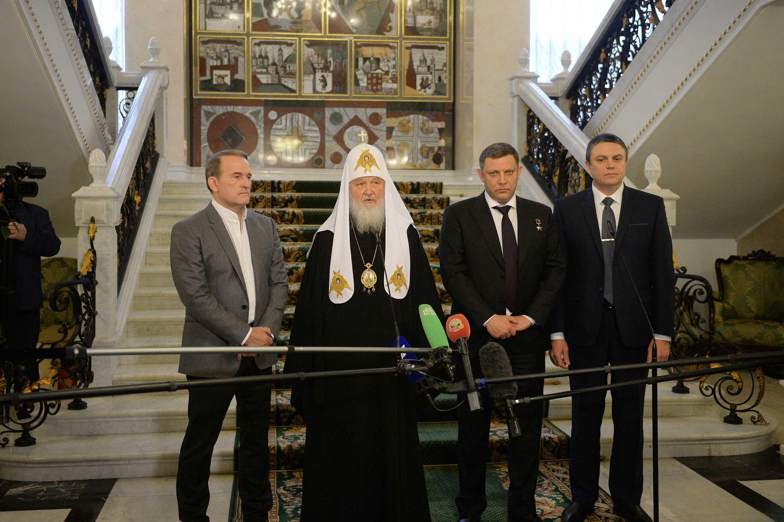 Глава РПЦ принял участие в переговорах по обмену военнопленными Украины и «Л/ДНР»