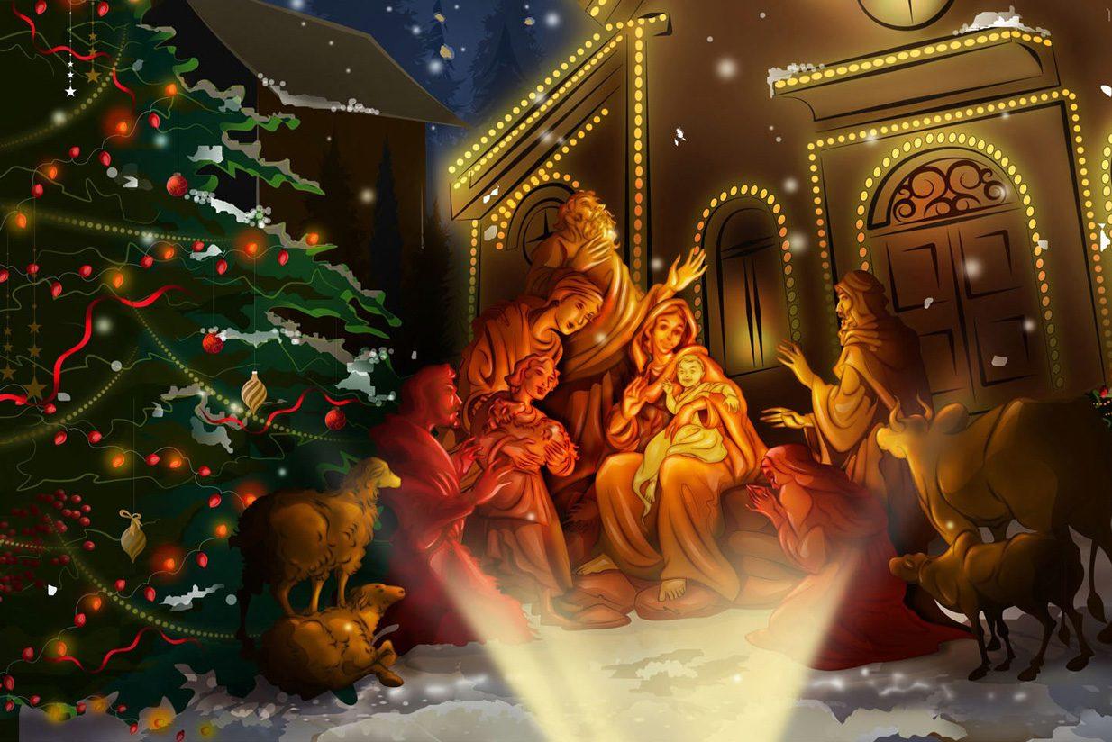 Україна вдруге святкує Різдво