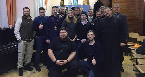 Волонтери УПЦ КП провели тренінг з психологічної підтримки учасників бойових дій