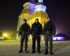 Нацгвардія охоронятиме церкви через релігійний скандал у Запоріжжі