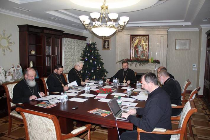 Синод УГКЦ розглядає питання стратегії розвитку церкви