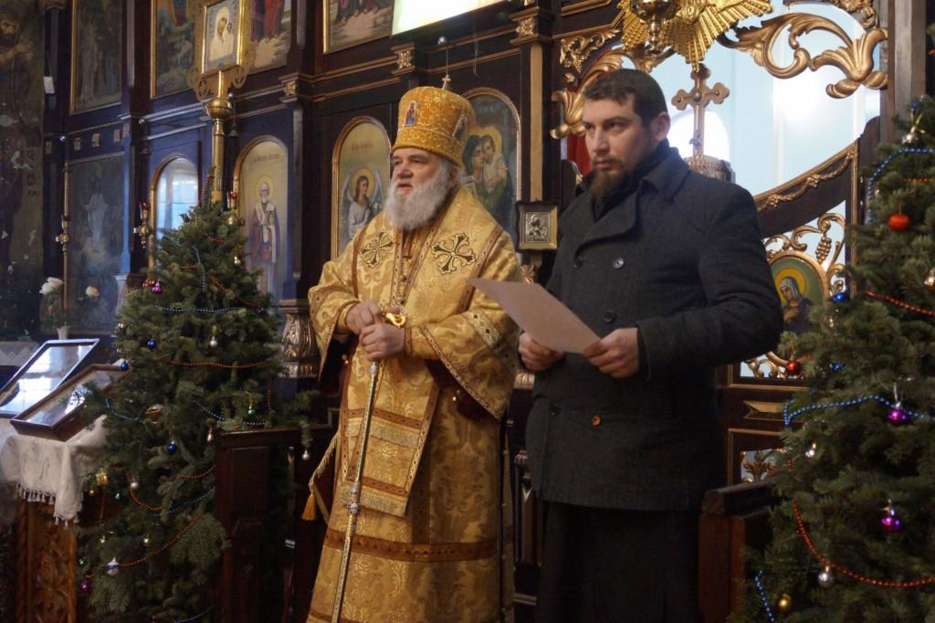 На Житомирщині священик УПЦ КП перейшов в УПЦ (МП)