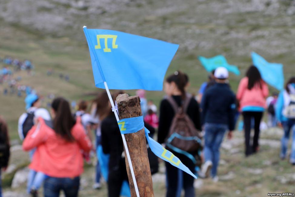 МЗС України протестує проти переміщення затриманих мусульман з Криму до Росії