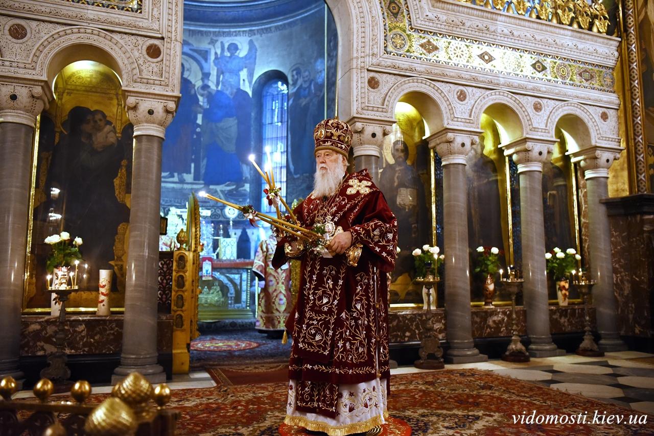 УПЦ КП відзначить 89-ліття свого предстоятеля