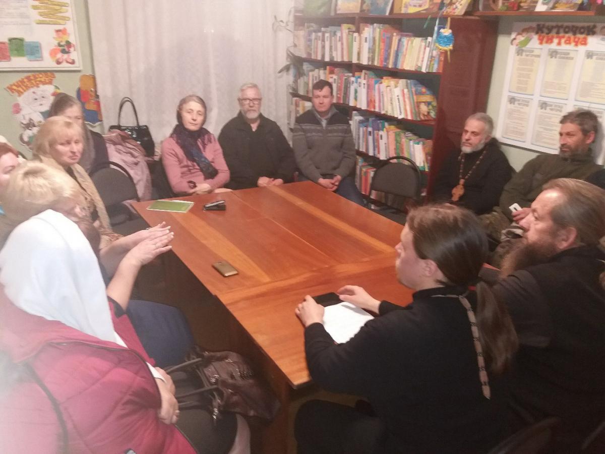 Духовенство УПЦ та представники соцзакладів Житомирщини обговорили подолання соціального сирітства