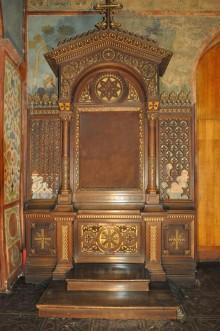 На кошти від концерту Вікторії Лук'янець відреставрували кіот XІХ ст., у якому зберігалася ікона Миколи Мокрого