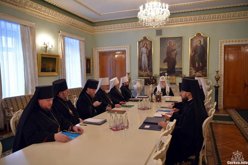 В УПЦ КП нові єпископи в Одеській і Херсонській єпархіях