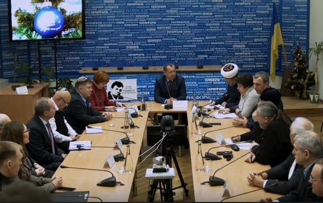 Саентологи Киева рассказали о своей деятельности