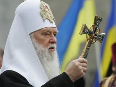 Президент України привітав главу УПЦ КП з 89-річчям і згадав про 100-річчя початку української автокефалії