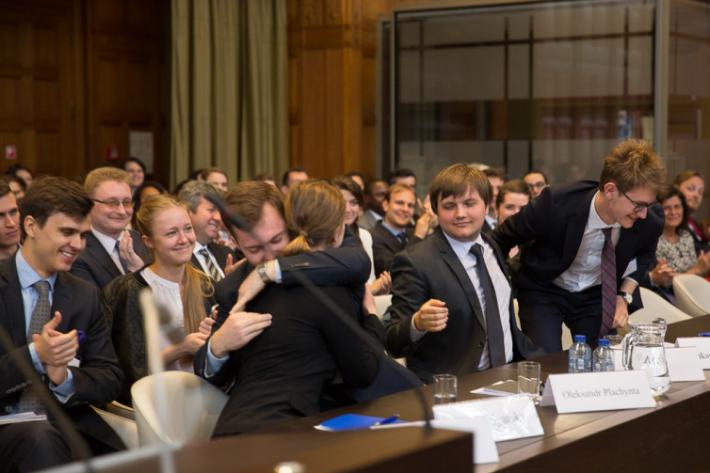 Український католицький університет став національним організатором міжнародних судових змагань