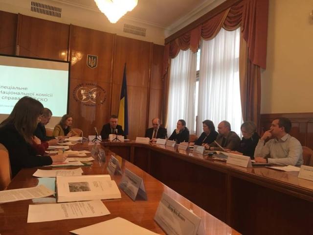 Нацкомісія України у справах ЮНЕСКО провела спецзасідання щодо зміни окупантами автентичності Великої ханської мечеті в Бахчисараї