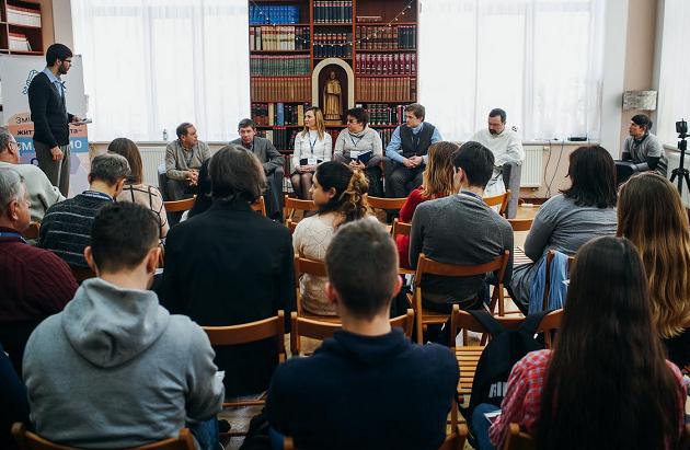 У Києві представили чотири успішні кейси взаємодії християнських спільнот та академічного середовища