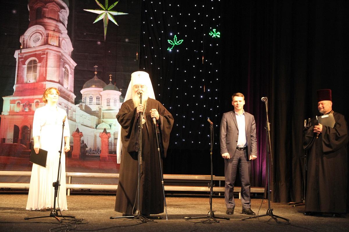 УПЦ і міська рада Дніпра провели Всеукраїнський фестиваль духовних піснеспівів