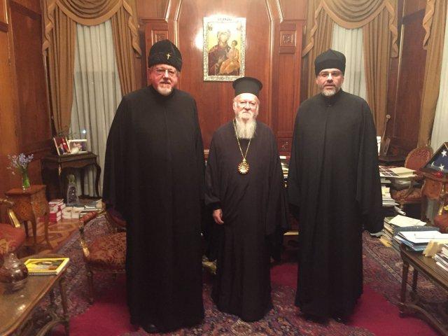 В Константинопольському Патріархаті помолилися за запорізьку дитину, яку відмовились відспівувати в УПЦ (МП)