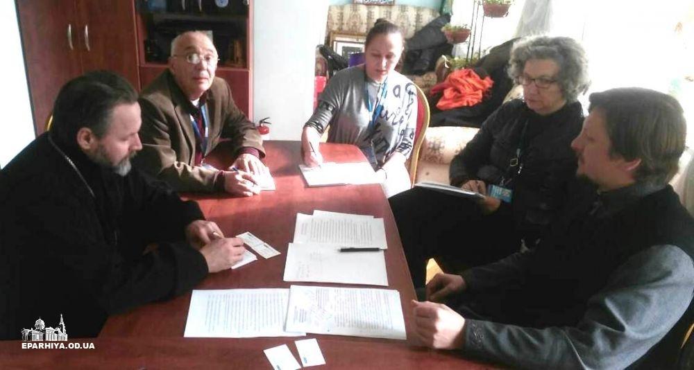 Представники Місії ОБСЄ вивчають релігійну ситуацію на Вінниччині