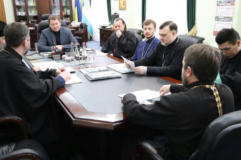 УПЦ КП планує будувати кафедральний собор у Херсоні