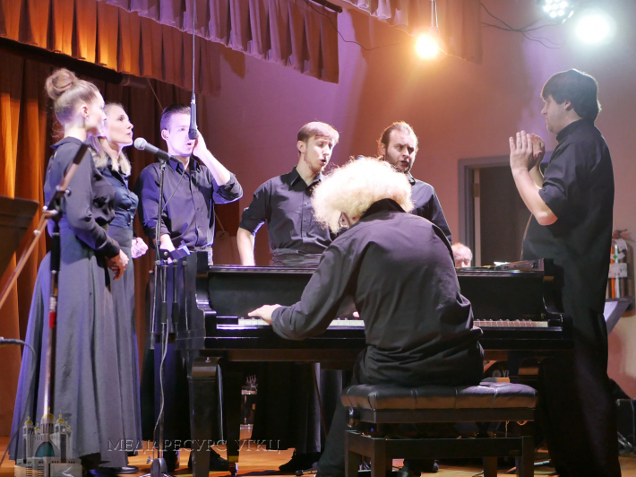 Уперше на сцені семінарії УГКЦ поставили оперу