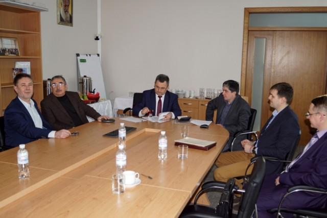 В Українському католицькому університеті підписано угоду про реставрацію Успенського собору ХІІ ст. і каплиці св. Василія у Галичі