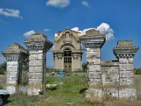 Єпископ УПЦ КП бере під опіку військовий цвинтар Кримської війни