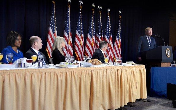 Українські парламентарі взяли участь у Молитовному сніданку з президентом США