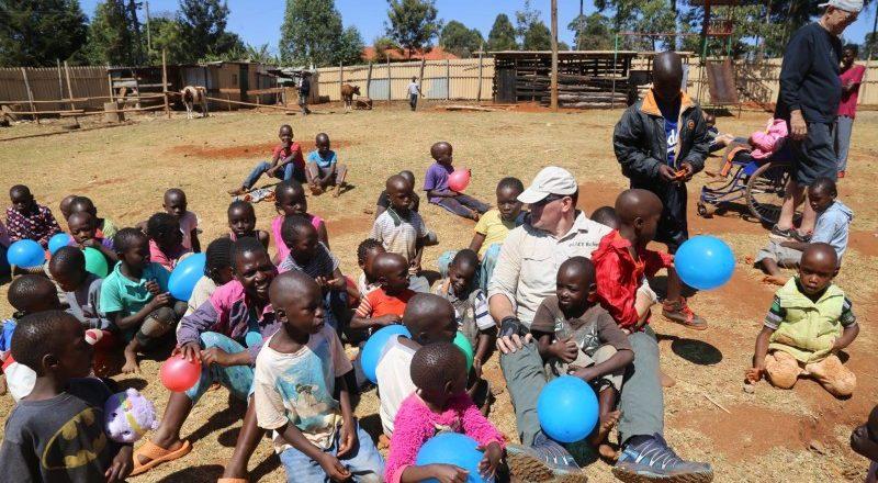 Мариупольский пастор продал машину, чтобы поехать служить в Африку