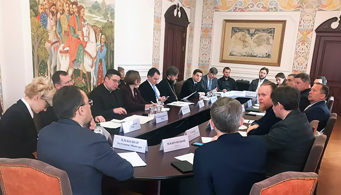 МЗС співпрацюватиме з церквами у справі відновлення релігійної свободи в ОРДЛО