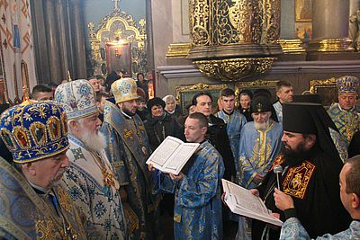 В УАПЦ новий єпископ — вікарій Івано-Франківської єпархії