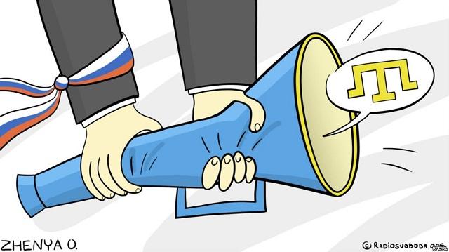 В Крыму при поддержке российской власти создан совет крымско-татарского народа