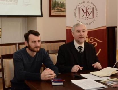 Український католицький університет за сприяння японського фонду реалізує проект сприяння миру та об'єднанню України
