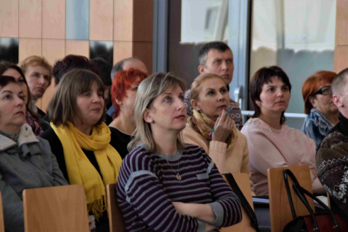 Український католицький університет влаштував курси підвищення кваліфікації для двохсот вчителів з усієї країни