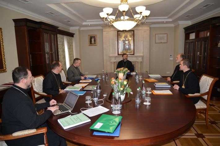 Синод УГКЦ вивчає питання катехизації, місійного виховання священиків і методології праці в групах