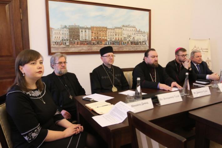 У Львові відбулась відкрита дискусія «Церква Майдану. Що змінилось?»