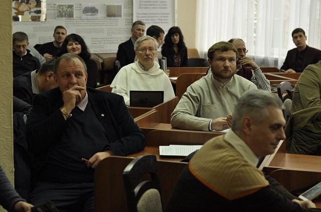 Горизонти пізнання богослов'я. У Києві провели науково-методологічний семінар з літургіки