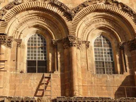 Храм гроба Господня в Иерусалиме временно закрыли из-за неуплаченных налогов