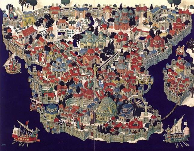 У Софії Київській проведуть лекцію «Київська держава в ідеологічно-культурній політиці Візантії Х–ХІ»